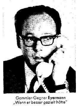 Walter Eyermann