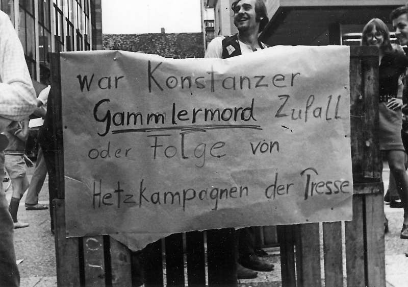Protest 1970