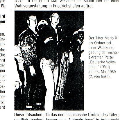 Demo Friedrichshafen 1991